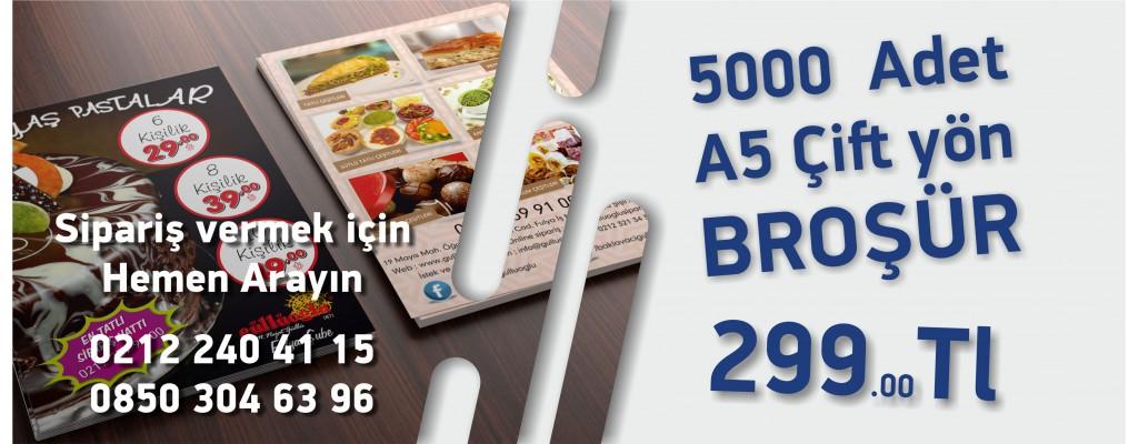 Kampanya A5 Broşü